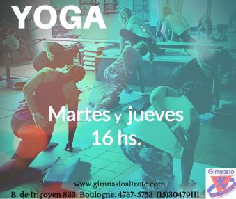 yoga 2019 con horario 2